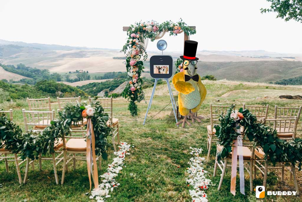 Pourquoi louer un photobooth à votre mariage ?
